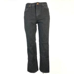 Wrangler straight jeans 30x30